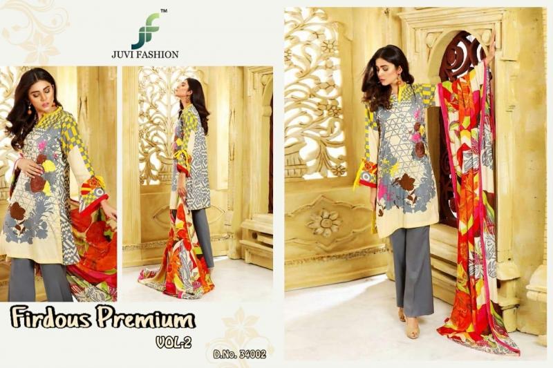 132b3d2985 Vintage Collection Blog » Firdous Premium Vol 2 Juvi Fashion Cotton ...