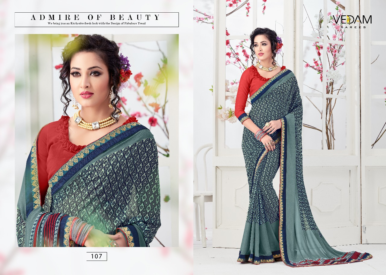 Vintage Collection Blog » Resham By Vedam Silk Sarees