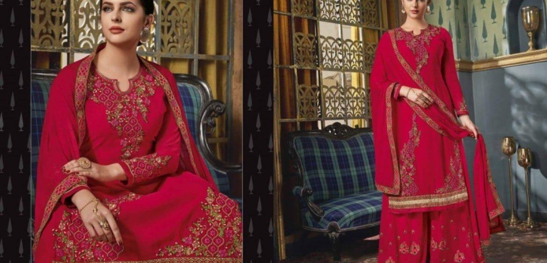 21fafa3fe1 Rajdhani By Rani Trendz Goergette Suits