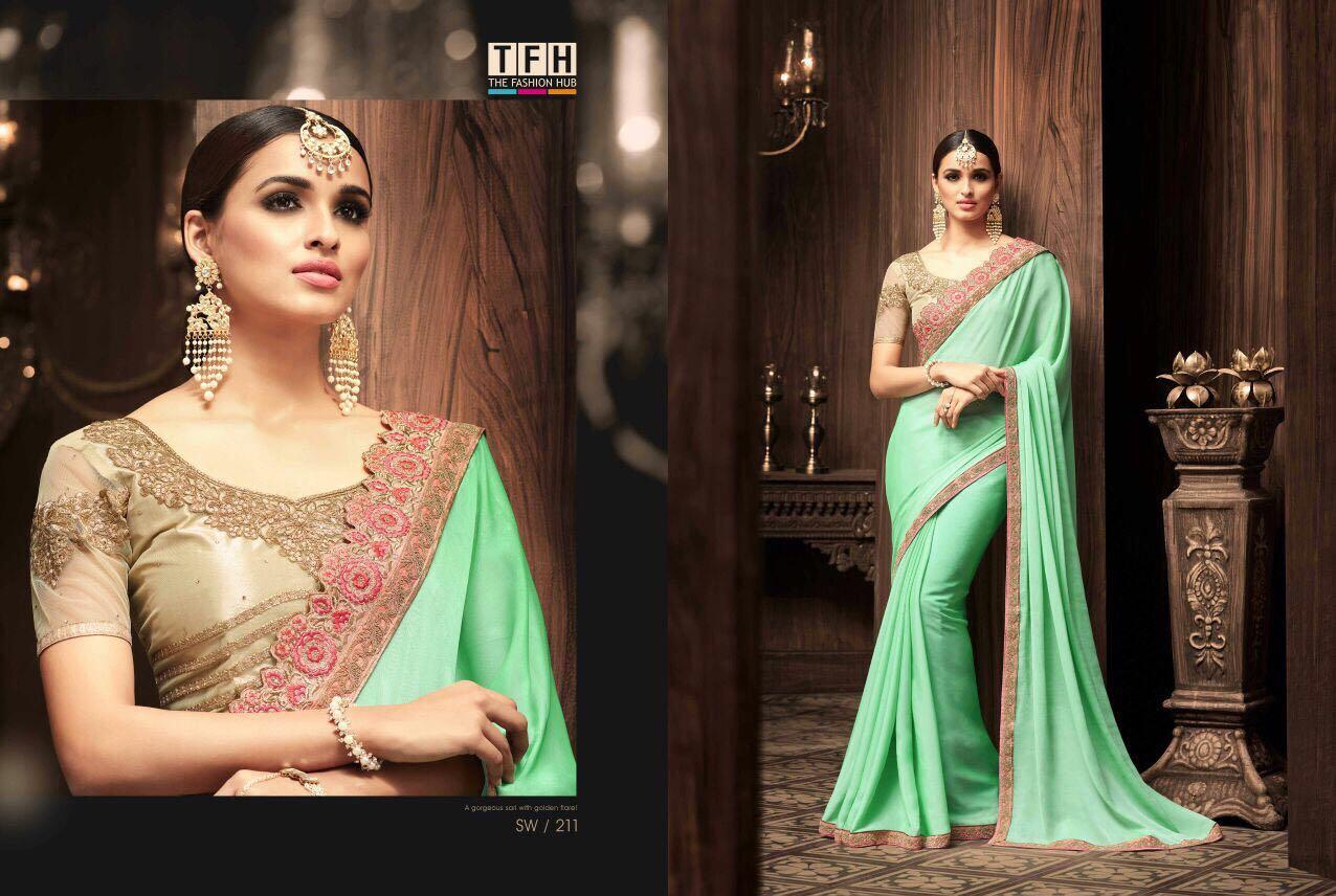 a08d7e016ca2ae 11, Sandal Wood 2, 791, 211, Fabric: Super Silk ...